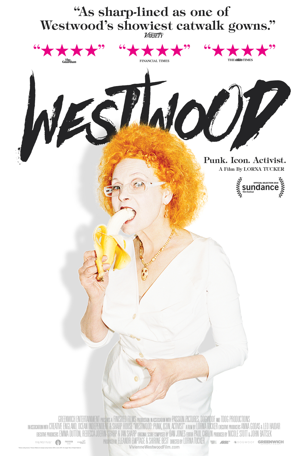 Vivienne Westwood Documentary Fashionela