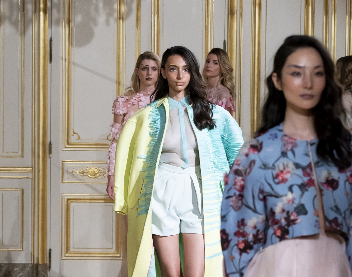 ARMINE OHANYAN Fall 2018 Fashionela