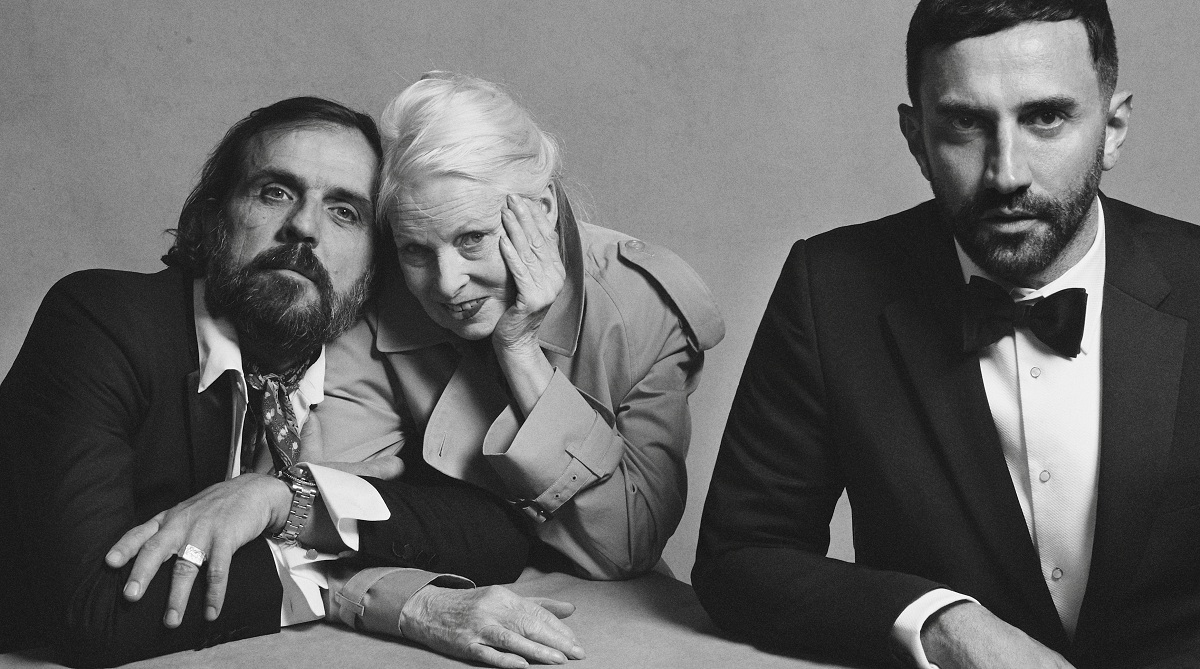 Burberry Riccardo Tisci Vivienne Westwood Fashionela