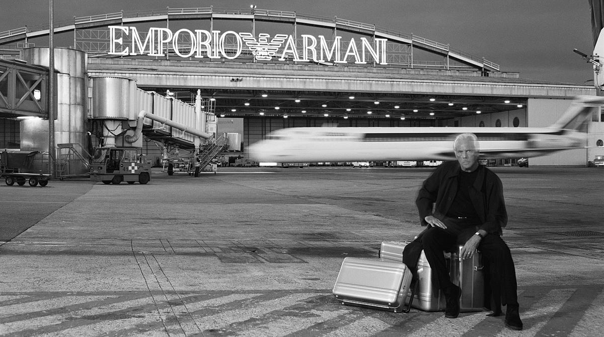 Emporio Armani Spring 2019 Fashionela