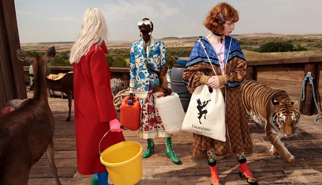 Gucci Cruise 2019 Fashionela