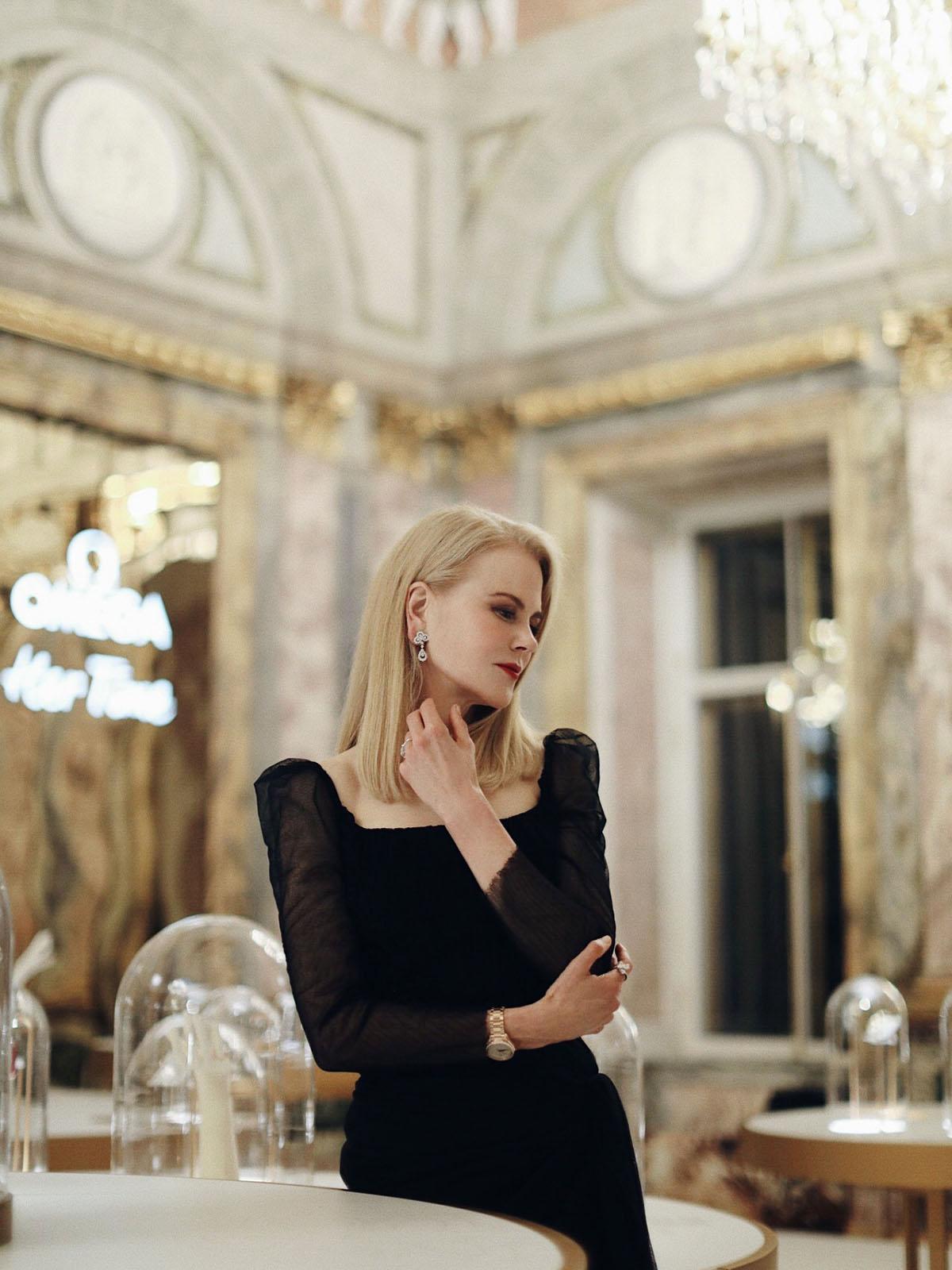 Nicole Kidman Omega Fashionela