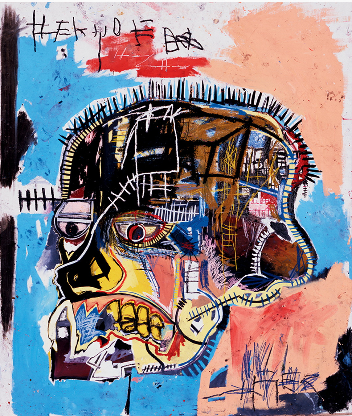 Basquiat Louis Vuitton Foundation Fashionela