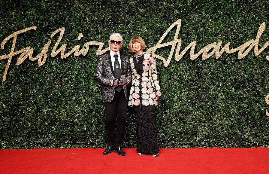 British Fashion Awards Fashionela