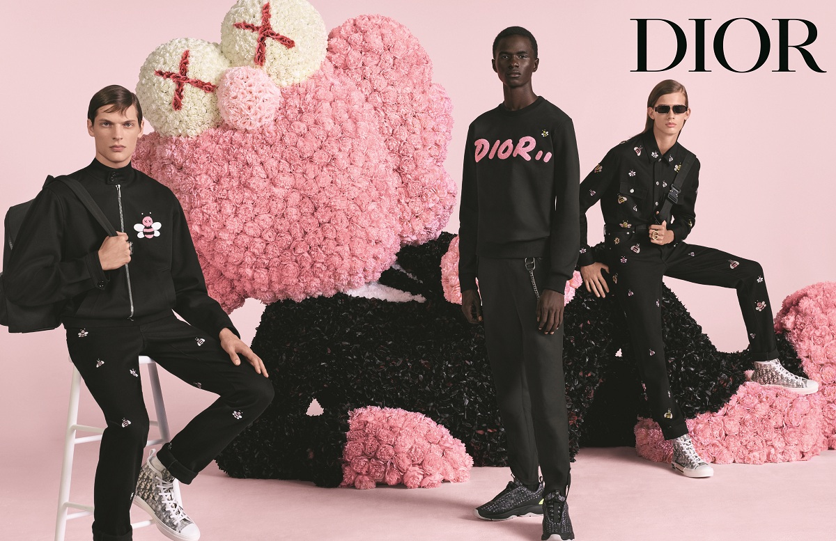 Dior Homme SS19 Fashionela