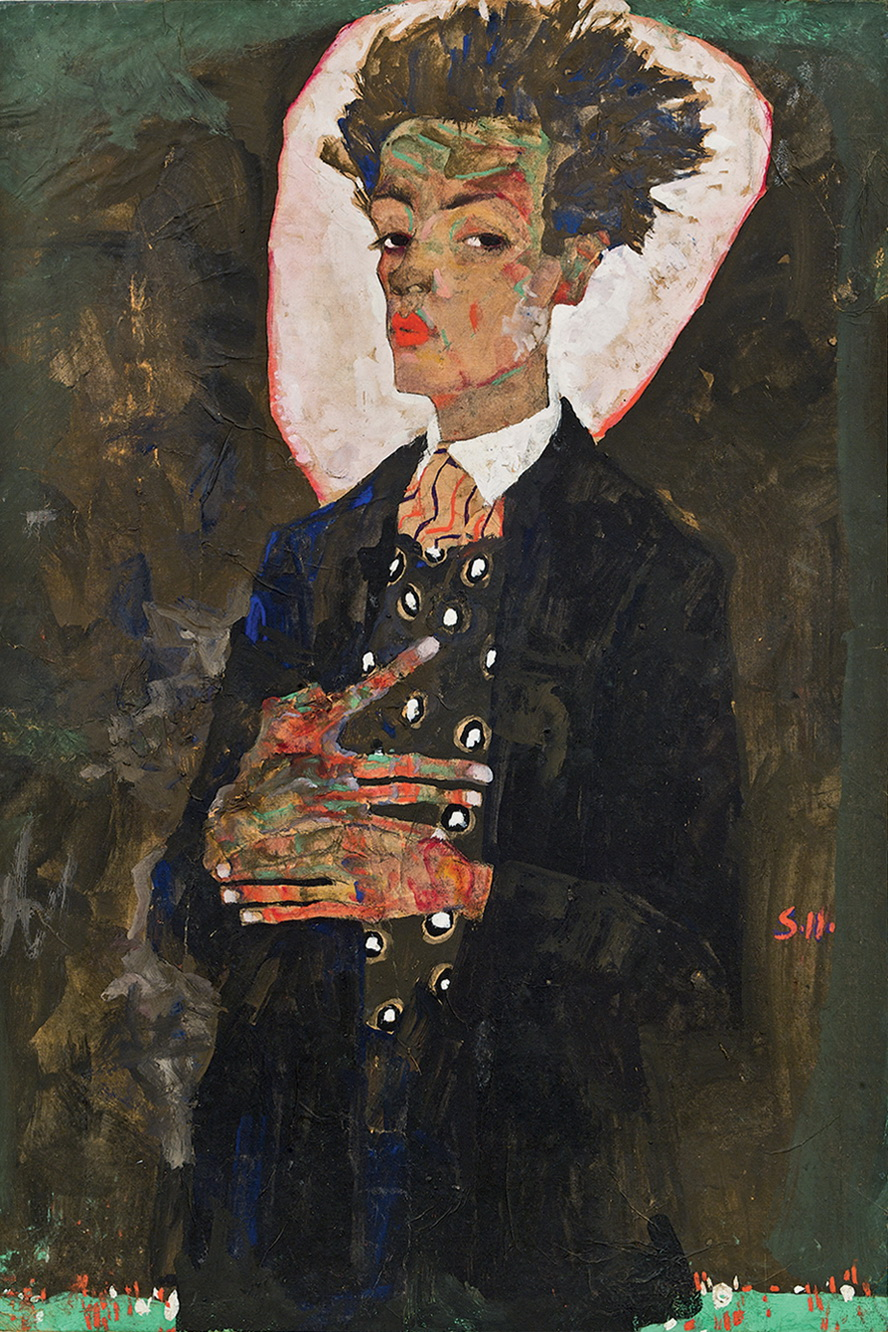 Schiele Louis Vuitton Foundation Fashionela