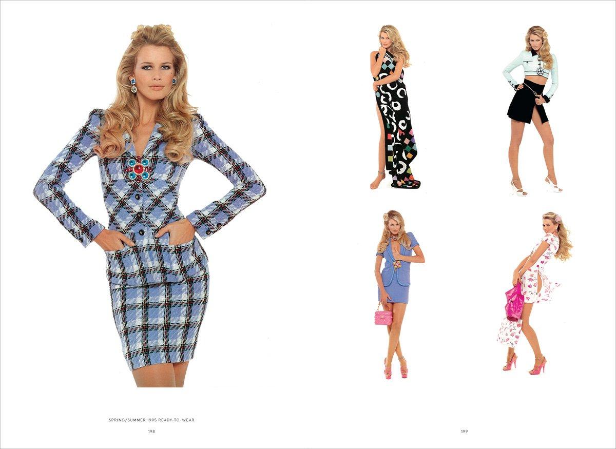Chanel Karl Lagerfeld campaigns Fashionela