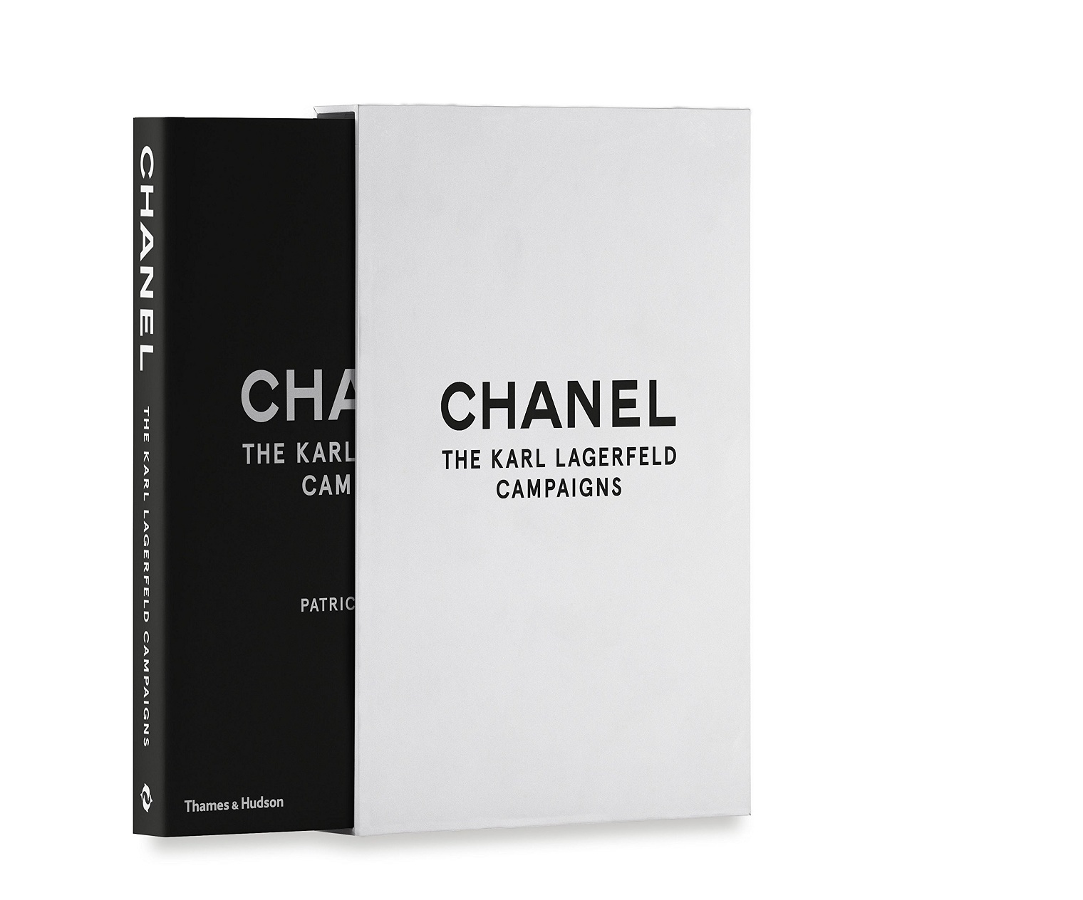 Chanel Karl Lagerfeld Campaigns book Fashionela