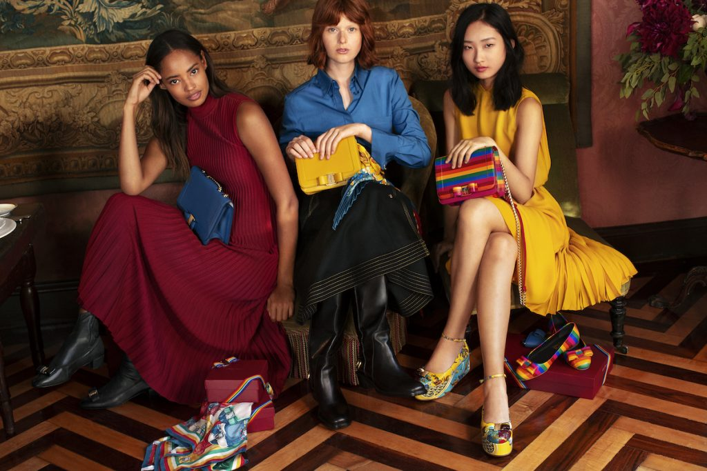 Ferragamo Holiday 2018 Fashionela