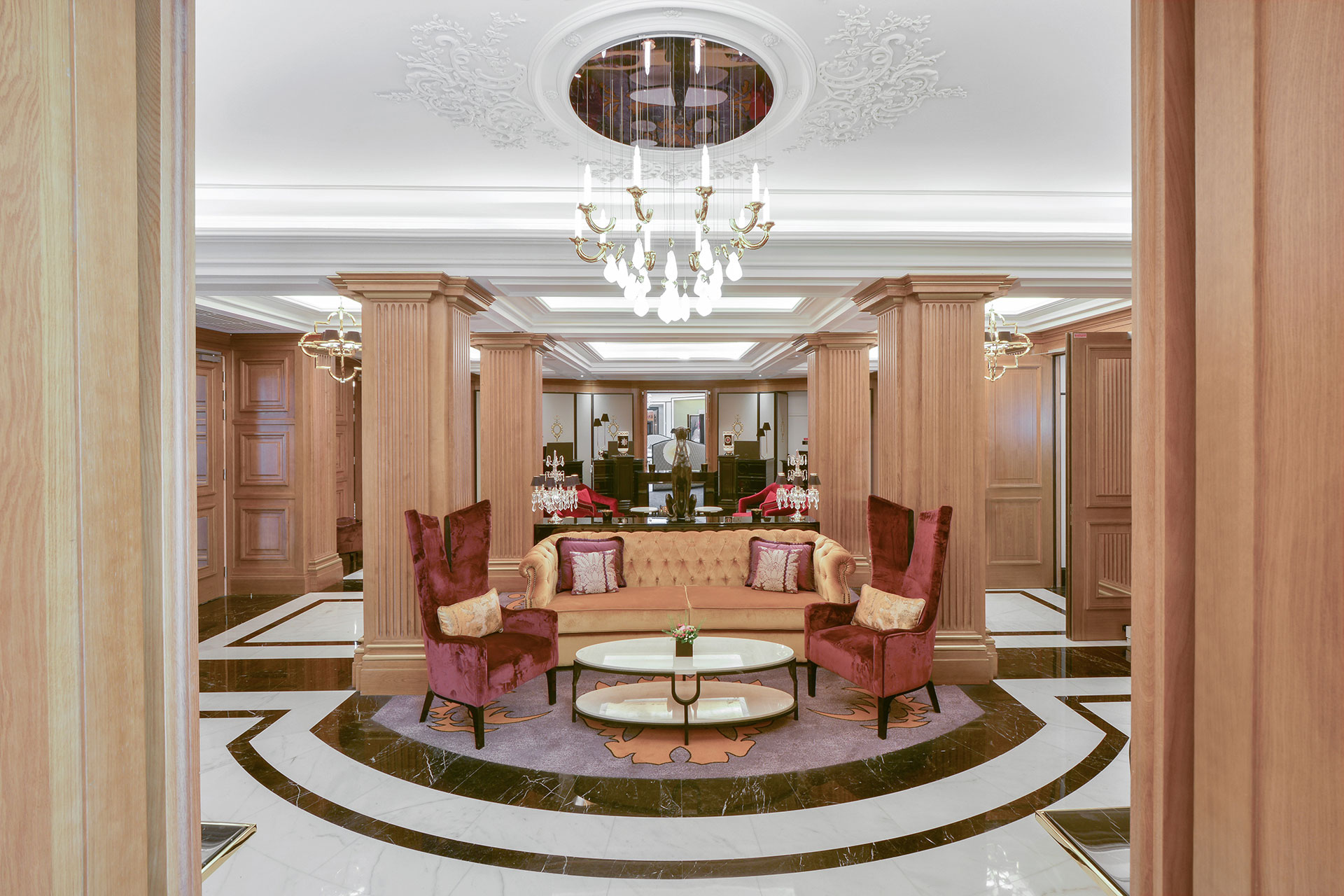 Lobby-Maison_Astor_Paris