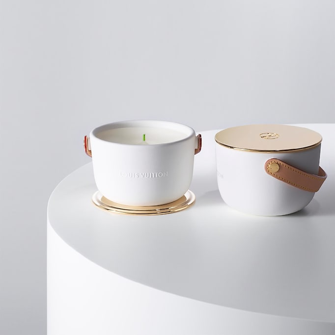 Louis Vuitton Perfumed candles Fashionela