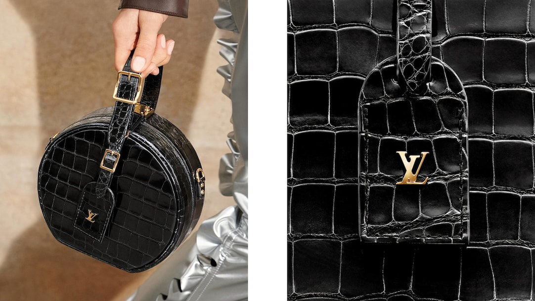 Louis Vuitton Croco Fashionela