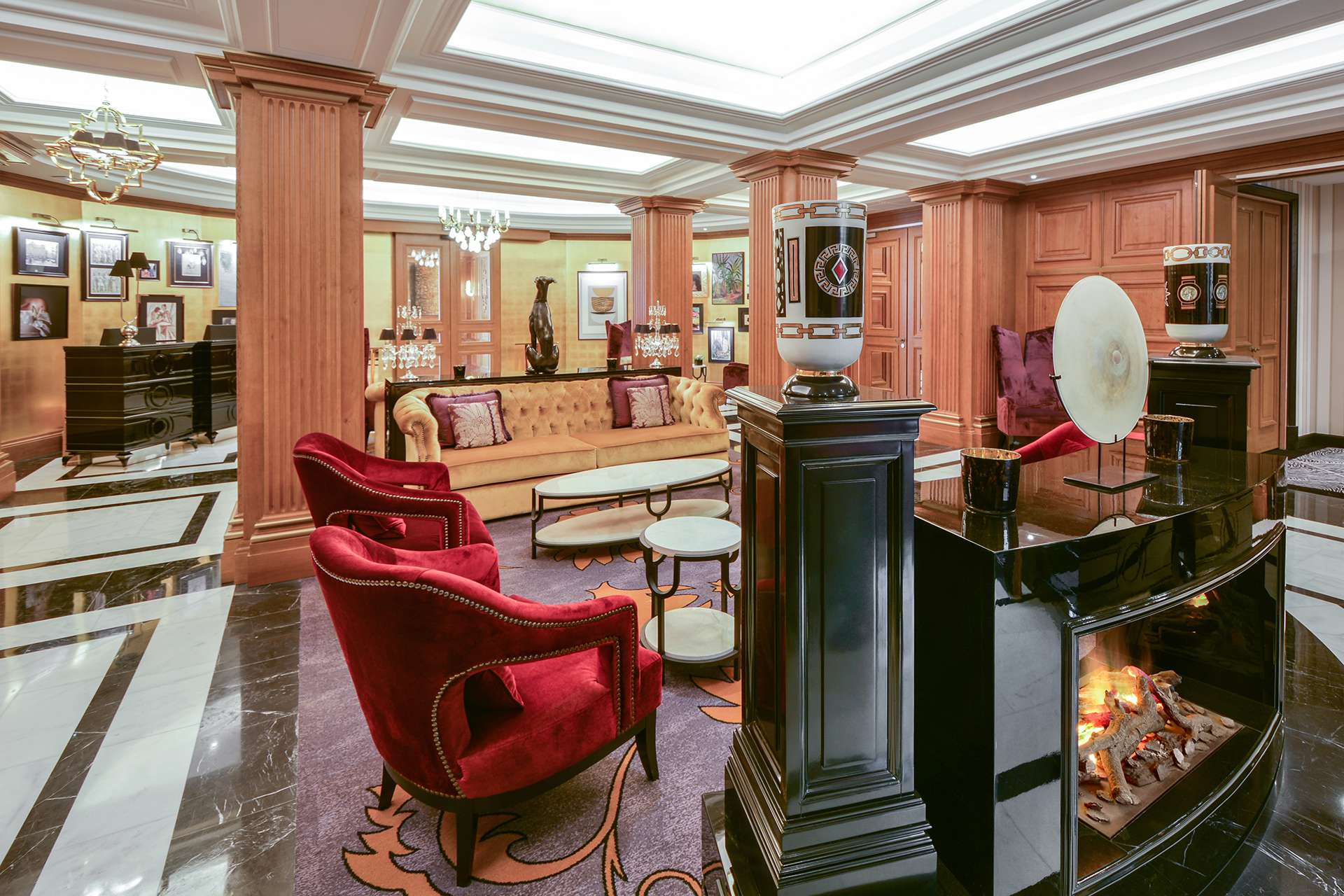 Maison_Astor_Paris_lobby