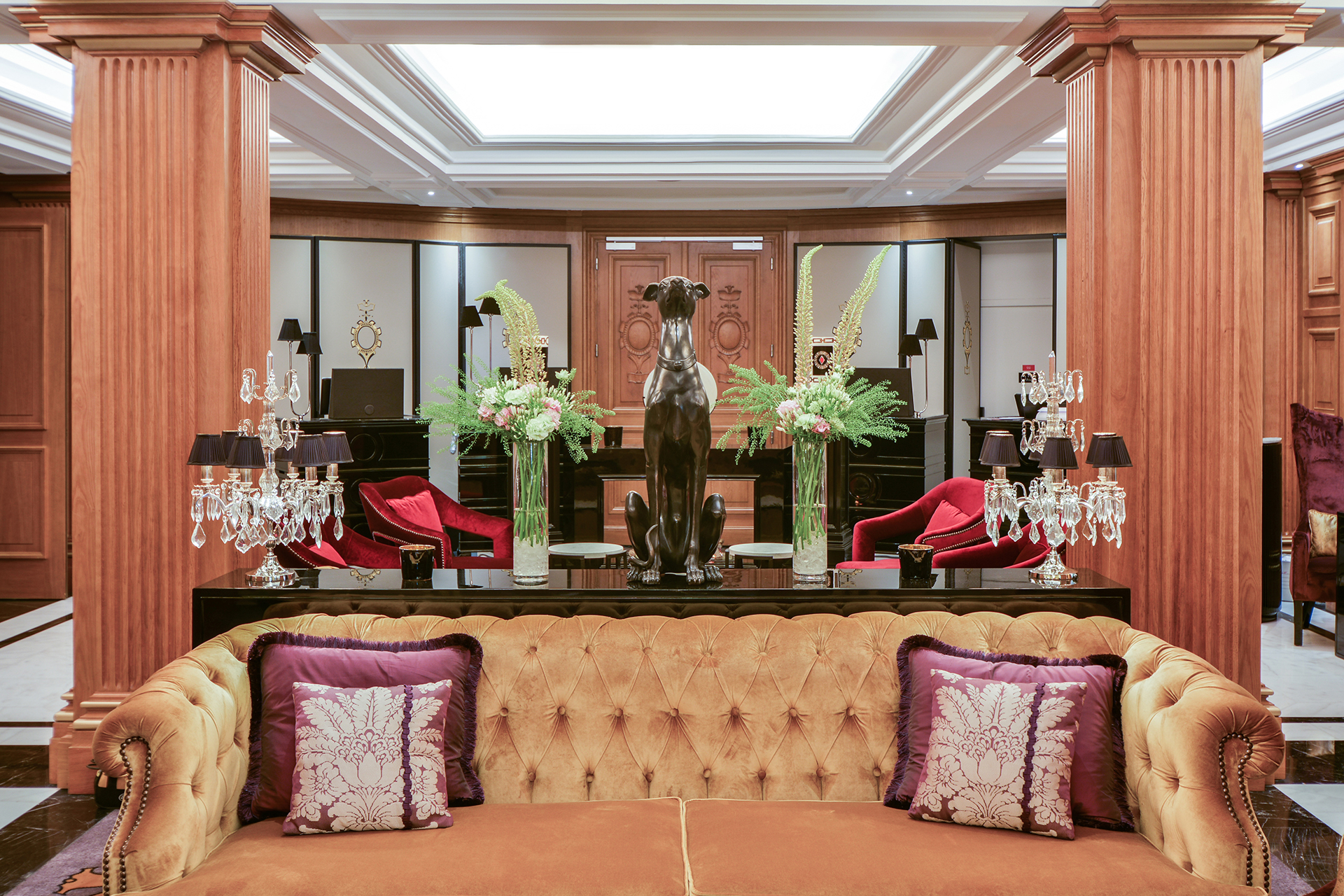 Maison_Astor_Paris_lobby_fashionela