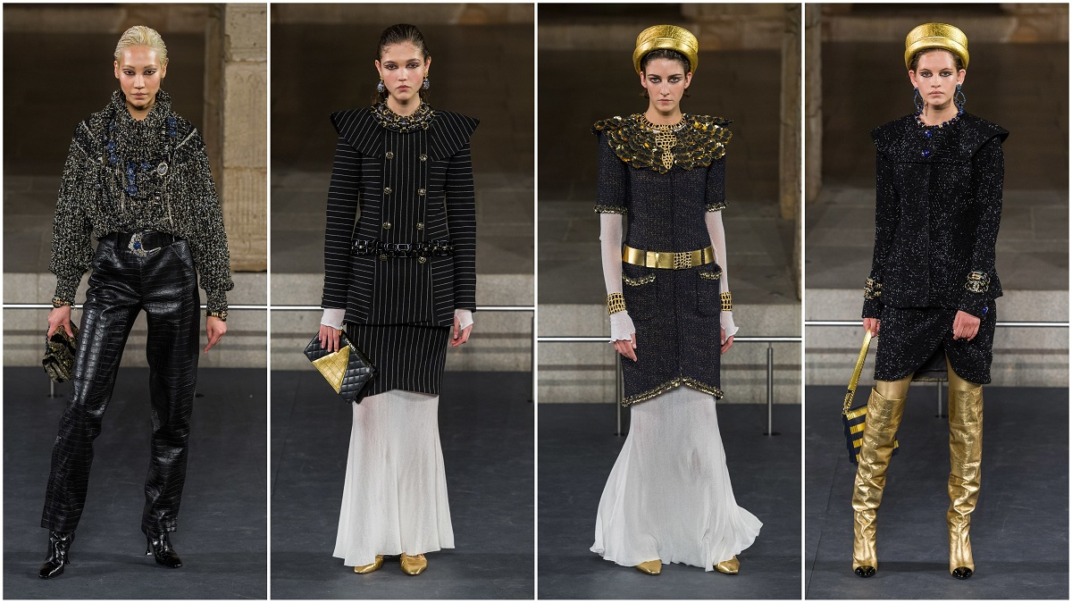 Chanel Metiers D art 2019 Fashionela