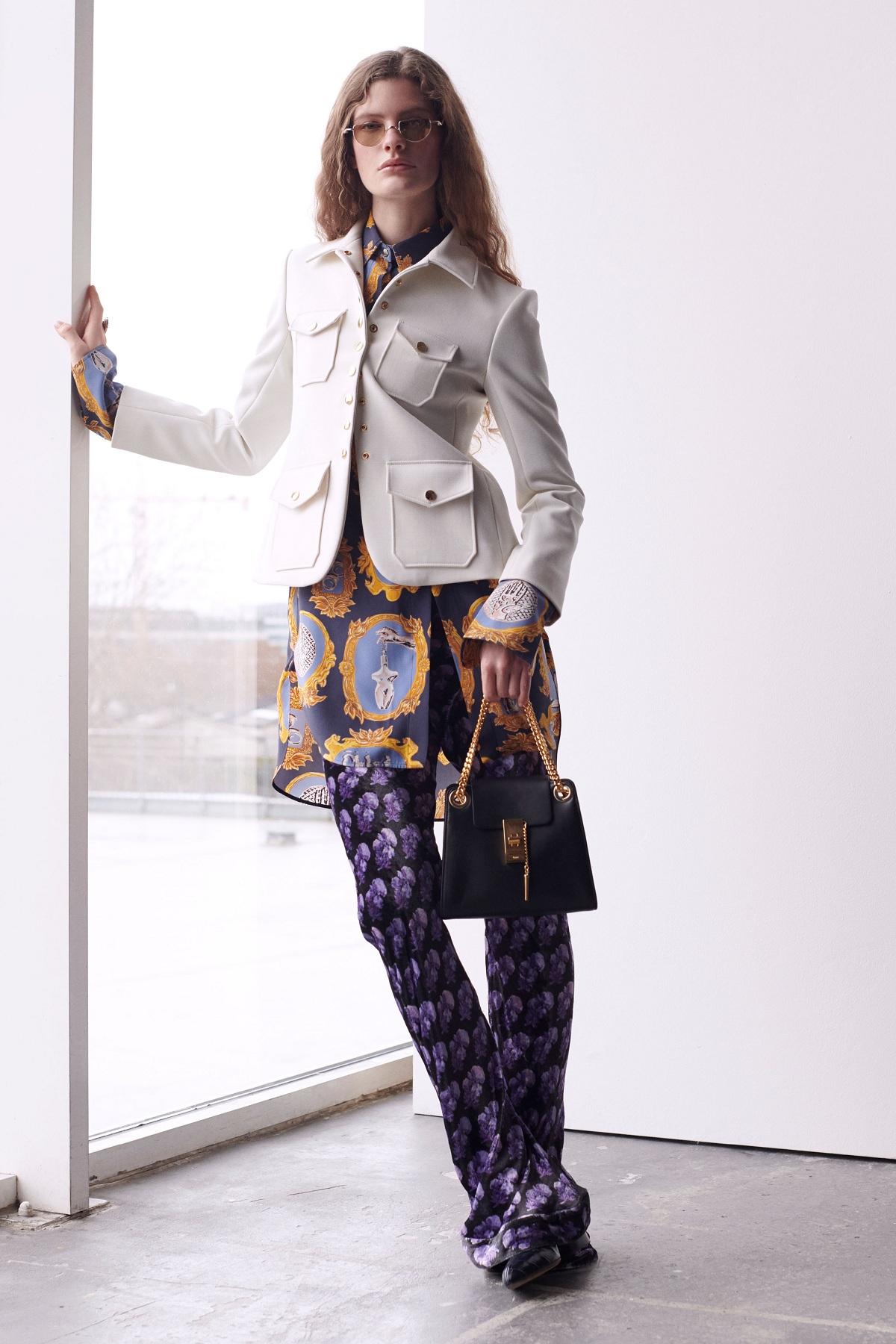 Chloe Pre-Fall 2019 Fashionela