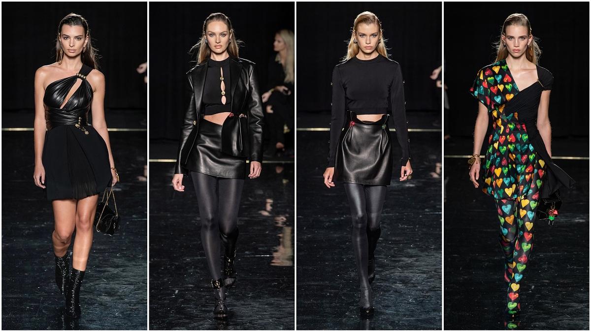 Versace Pre Fall 2019 Fashionela