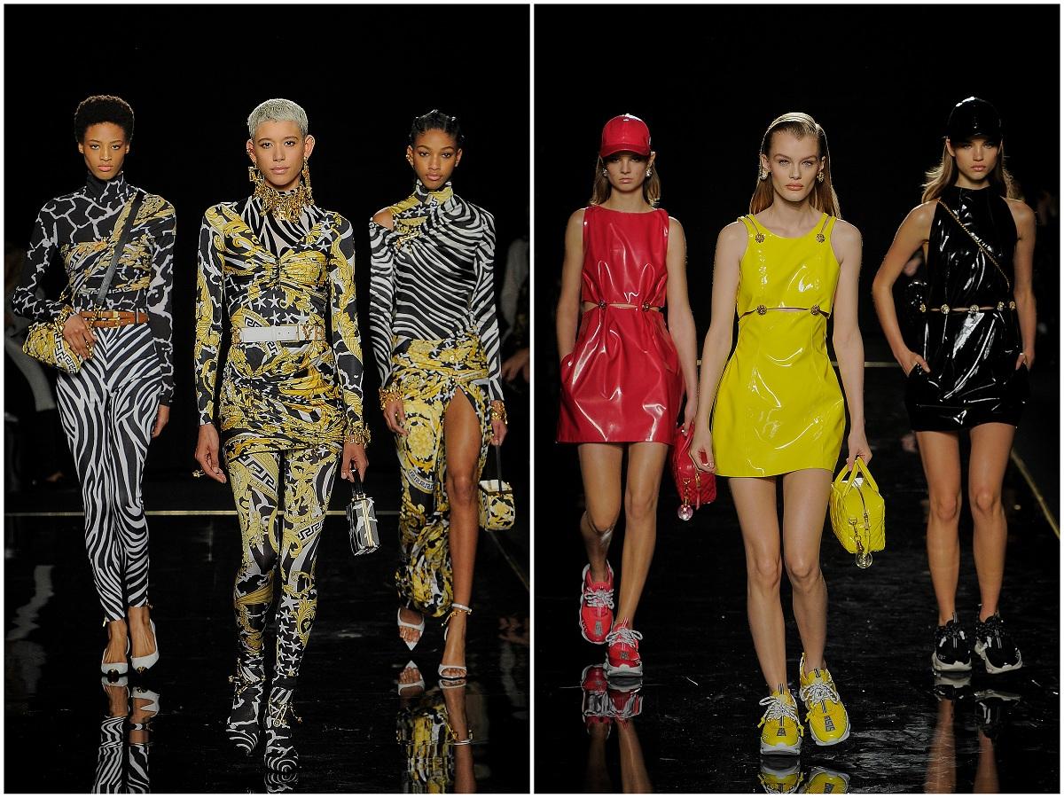Versace Prefall 2019 Fashionela