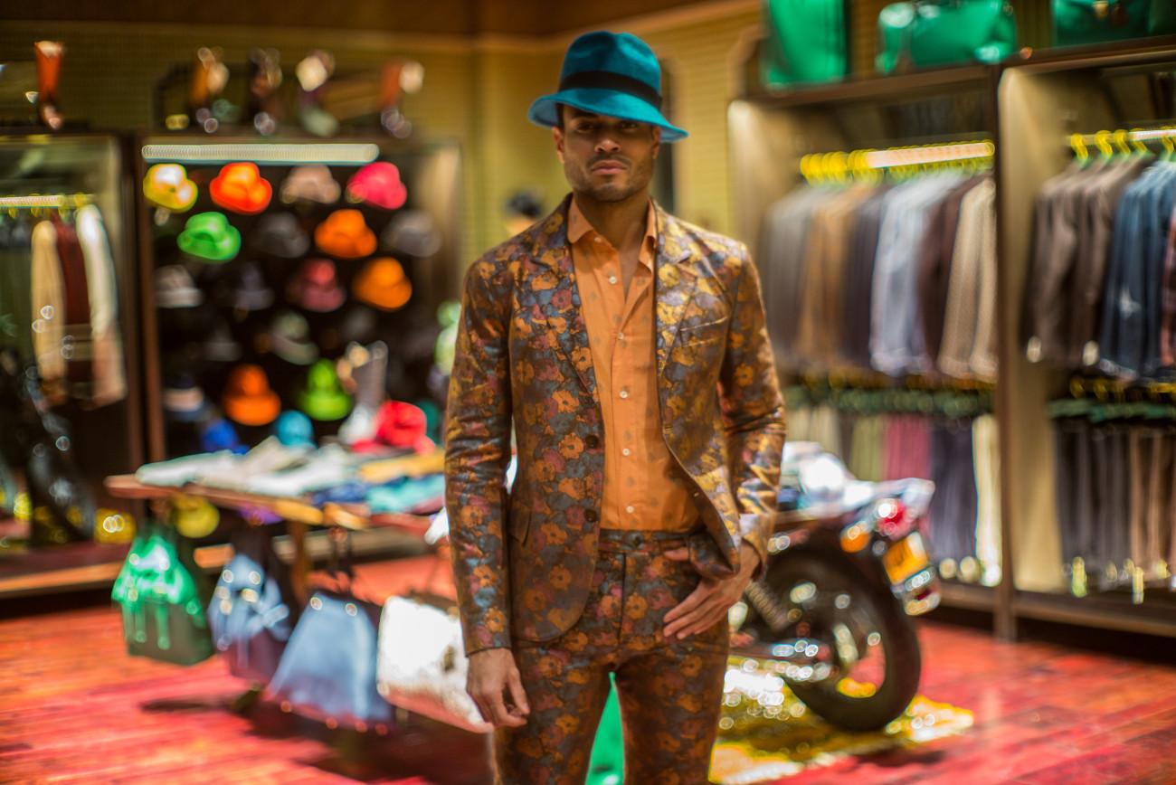 Jay Kos suit