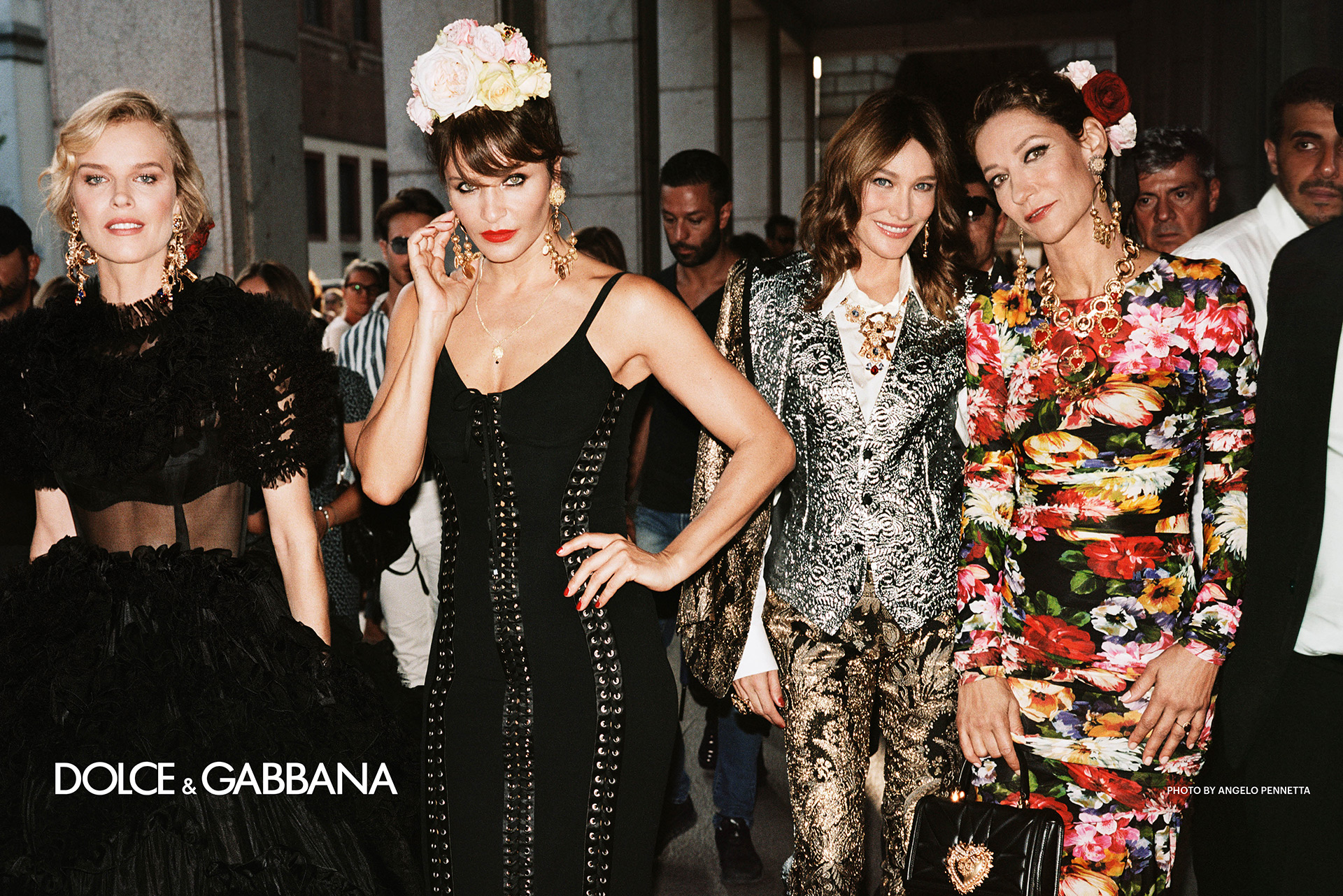Angelo Pennetta Dolce and Gabbana SS2019 Fashionela