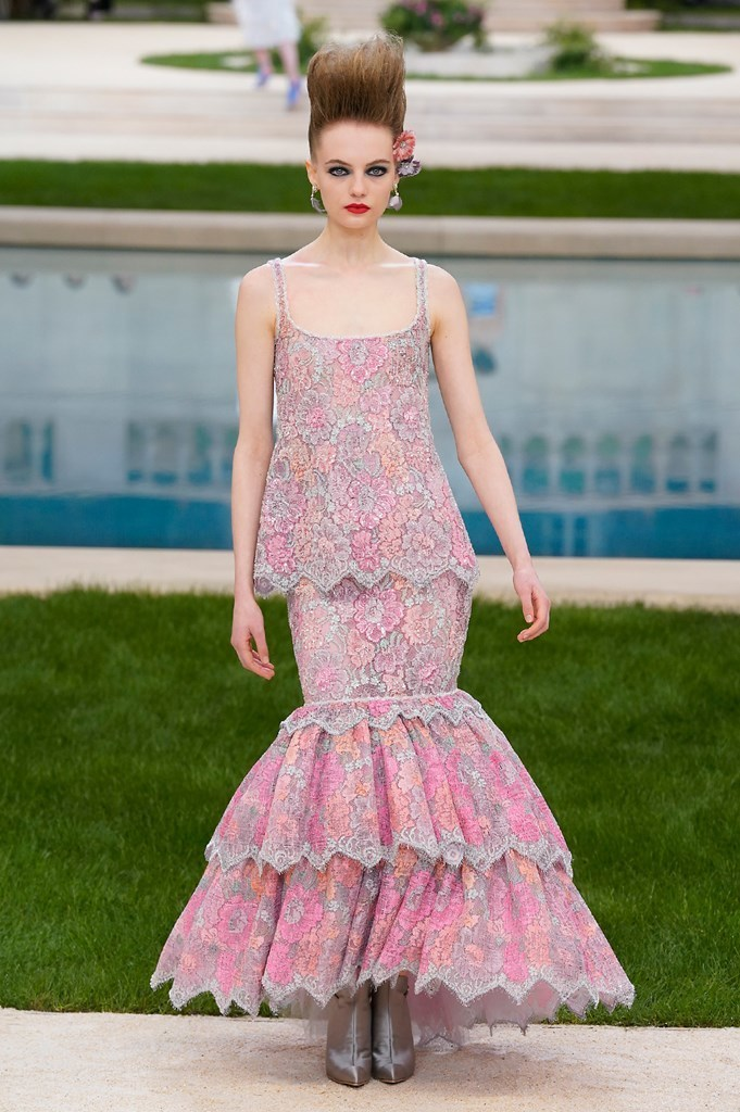 Chanel Haute Couture Spring 2019 Fashionela