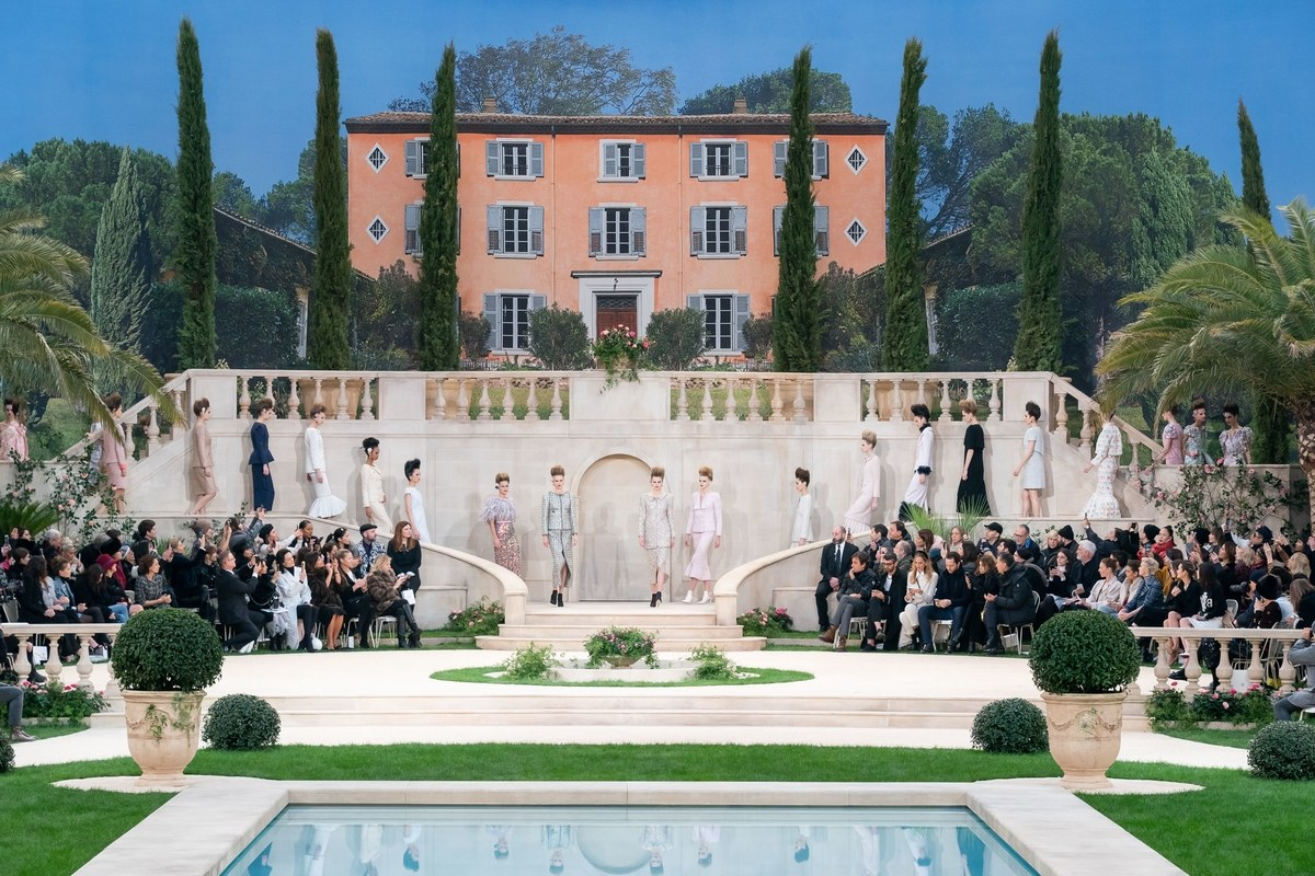 Chanel Haute Couture 2019 Fashionela
