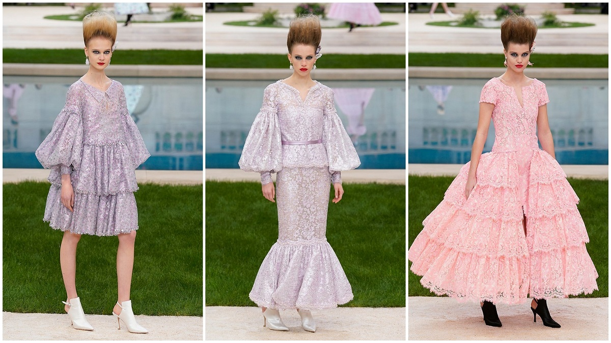 Chanel Spring 2019 Couture Fashionela