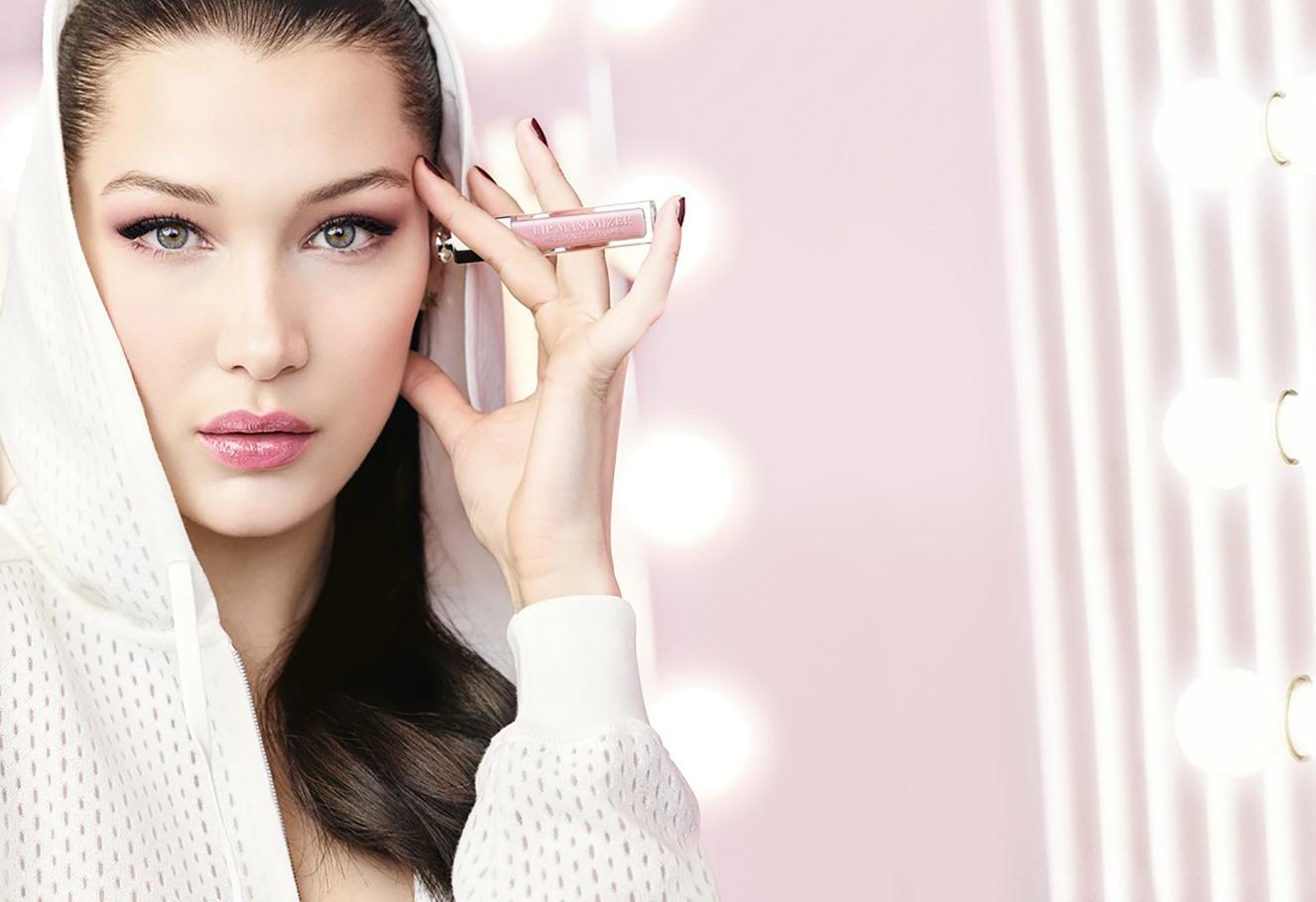 Dior Bella Hadid Lip Maximizer Fashionela