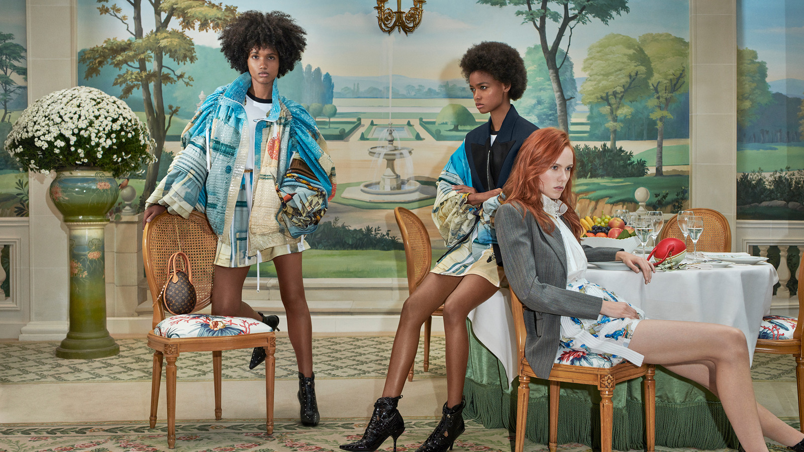 Louis Vuitton Spring 2019 Fashionela