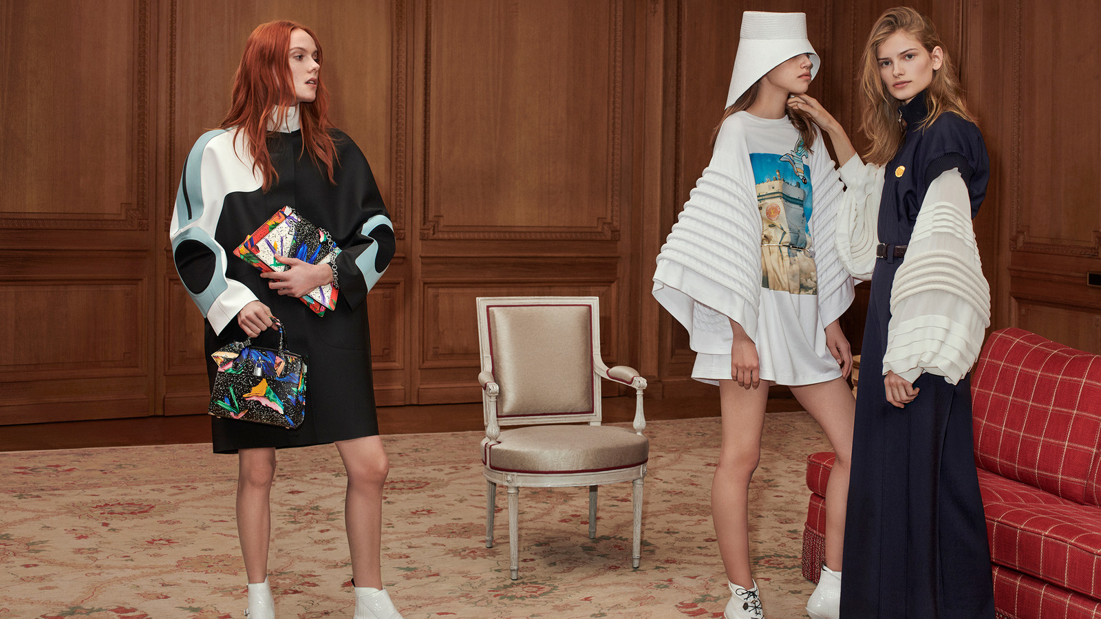 Louis Vuitton Spring 2019 Fashionela