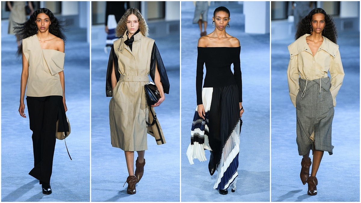 3.1 Phillip Lim Fall 2019 Fashionela