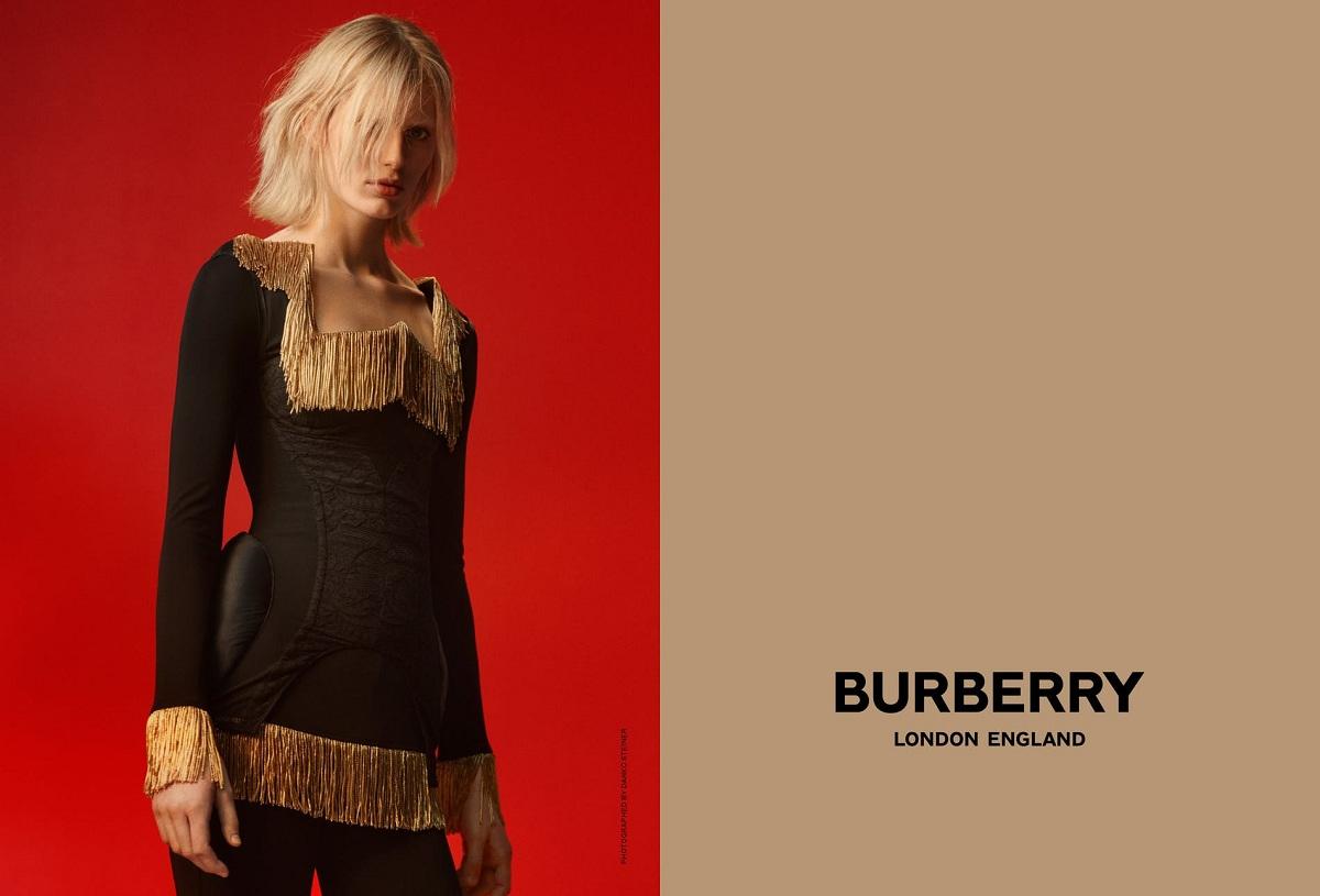 Burberry Spring 2019 Fashionela