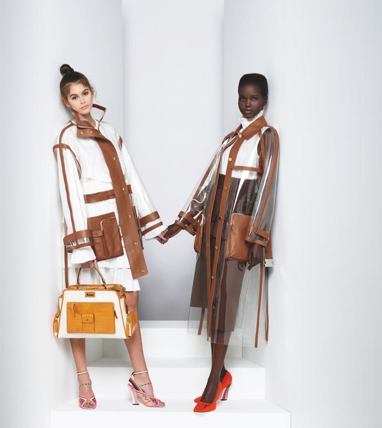 Fendi Spring 2019 Fashionela