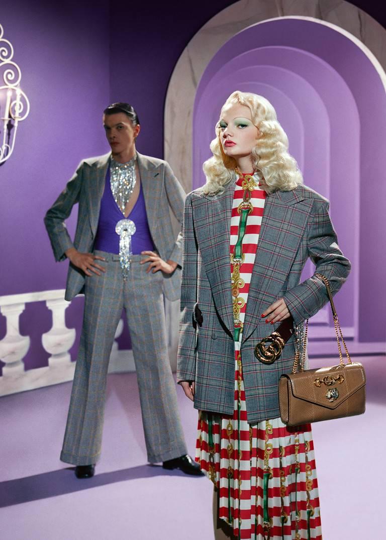 Gucci Spring 2019 Fashionela