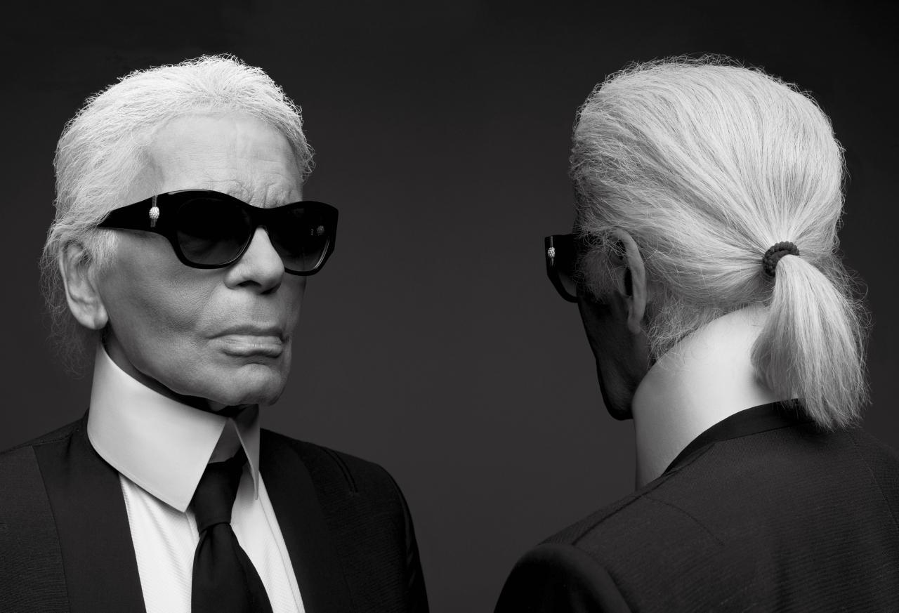 Karl Lagerfeld Chanel Fashionela