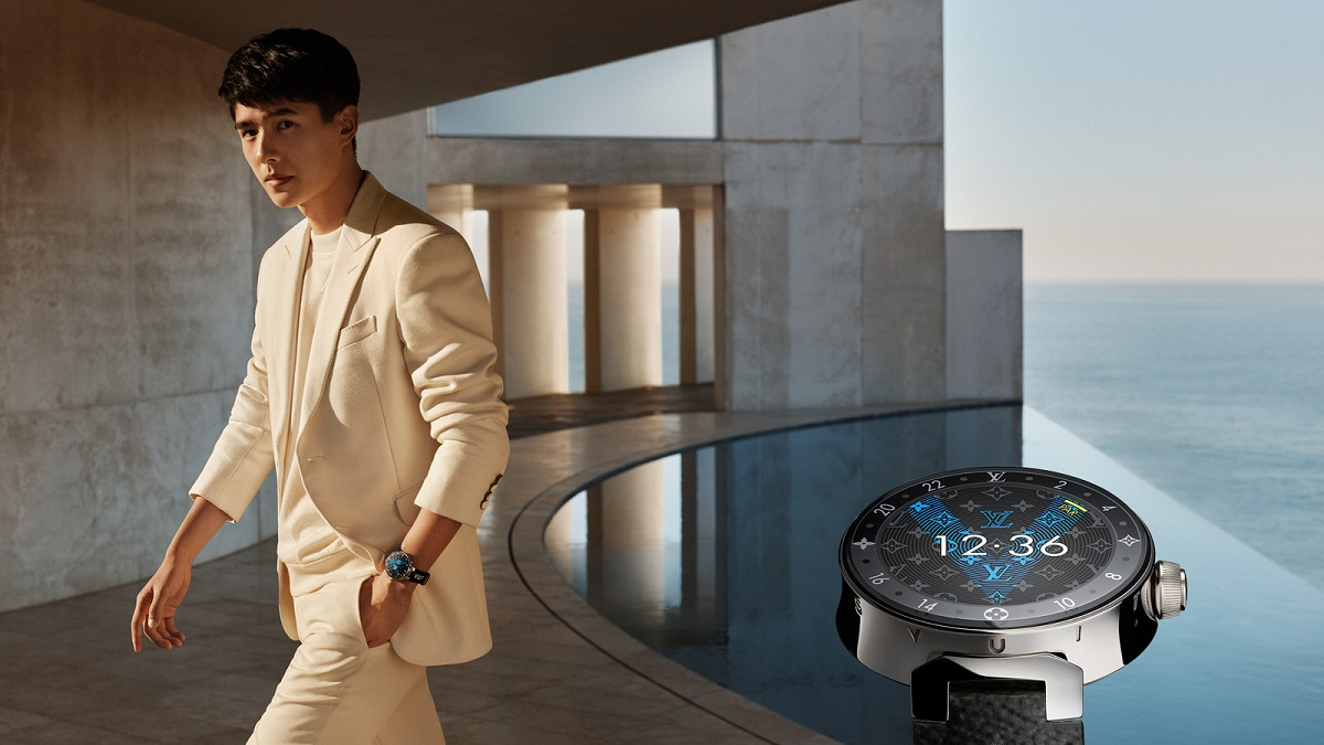 Louis Vuitton Tambour Horizon Fashionela