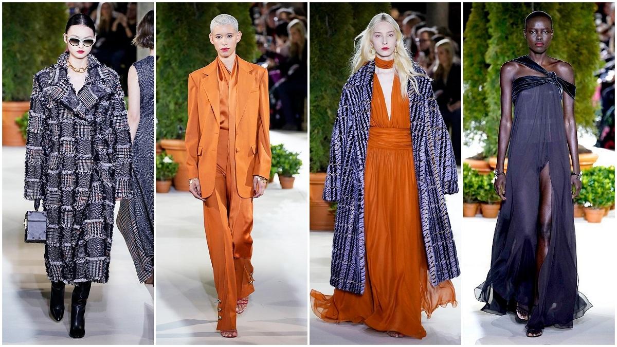 Oscar de la Renta Fall 2019 Fashionela