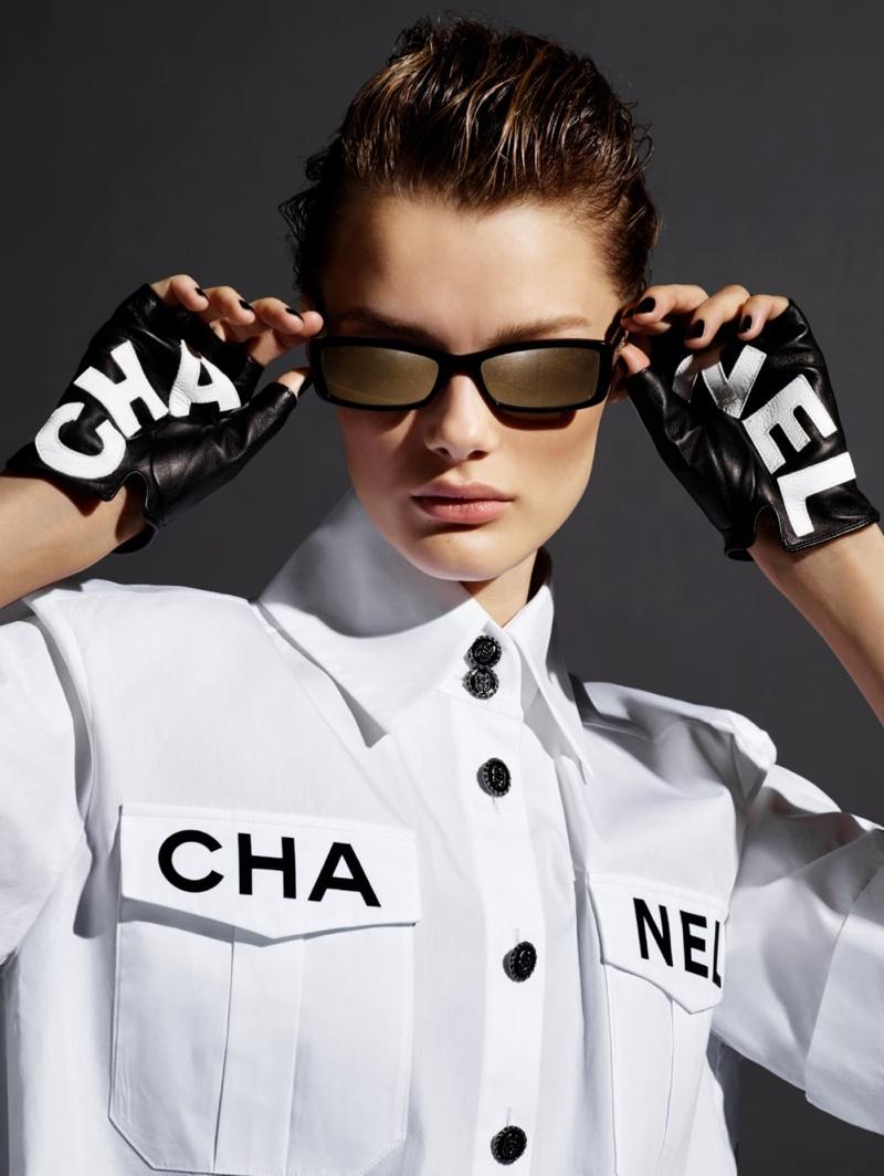 Chanel Eyewear Spring 2019 Fashionela
