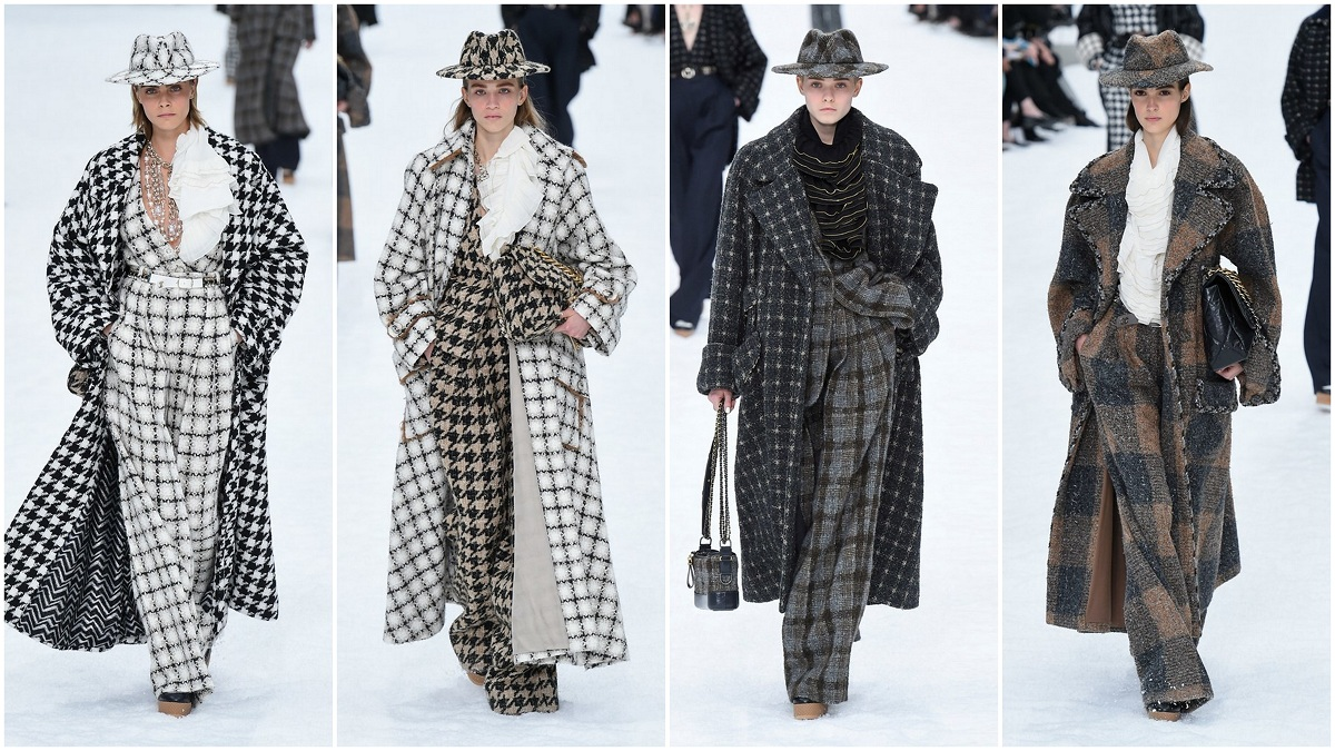 Chanel Fall 2019 Fashionela