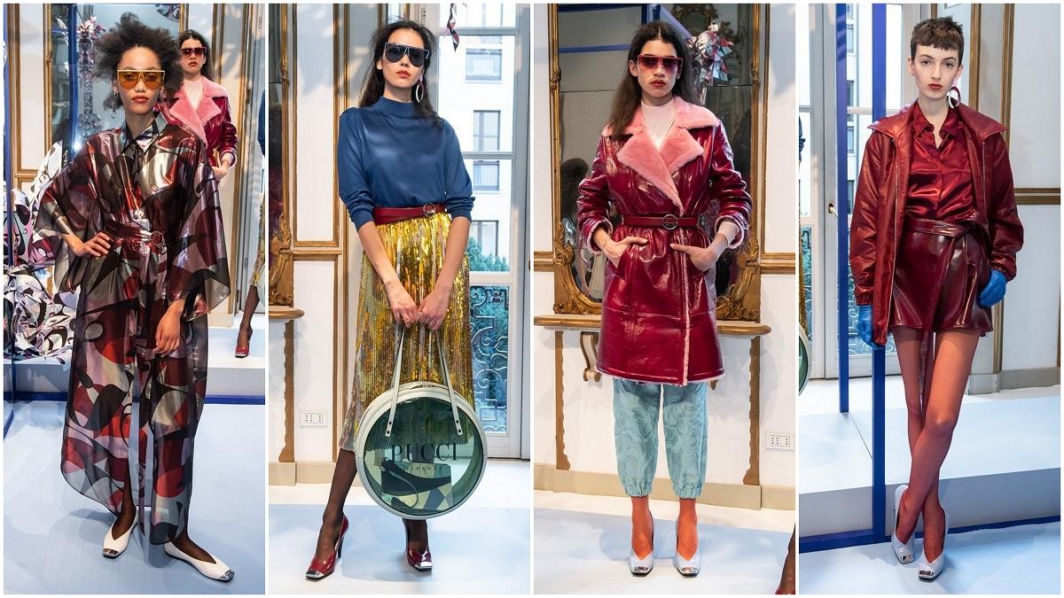 Emilio Pucci Fall 2019 Fashionela