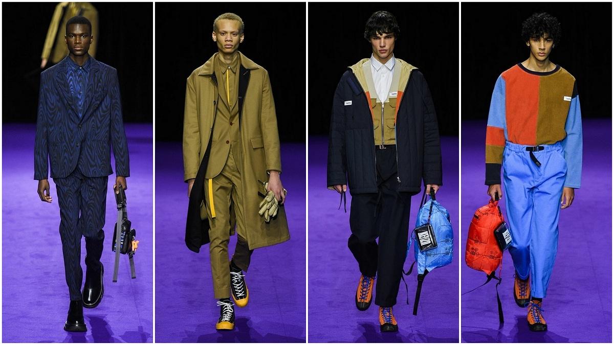 Kenzo Fall 2019 Fashionela