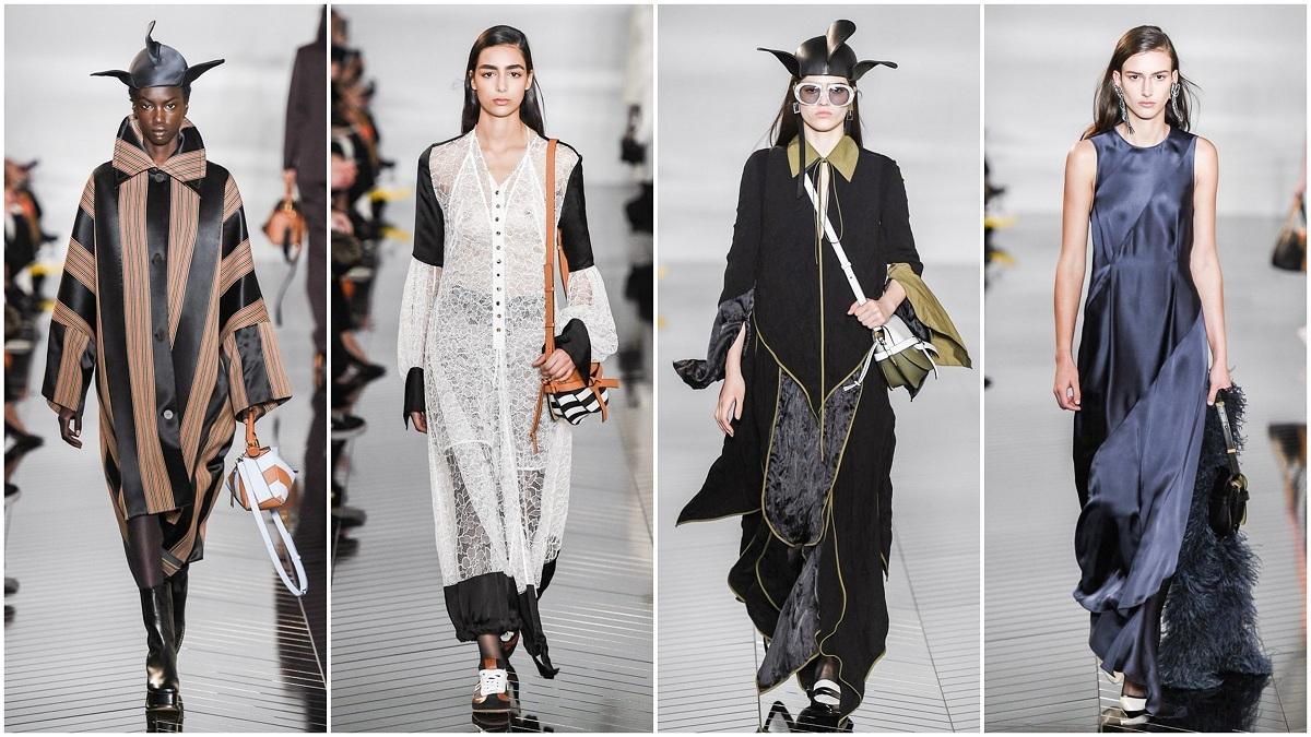 Loewe Fall 2019 Fashionela
