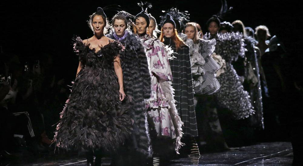 Marc Jacobs Fall 2019 Fashionela