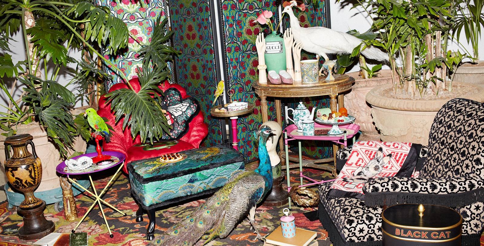 Gucci Decor 2019 Fashionela
