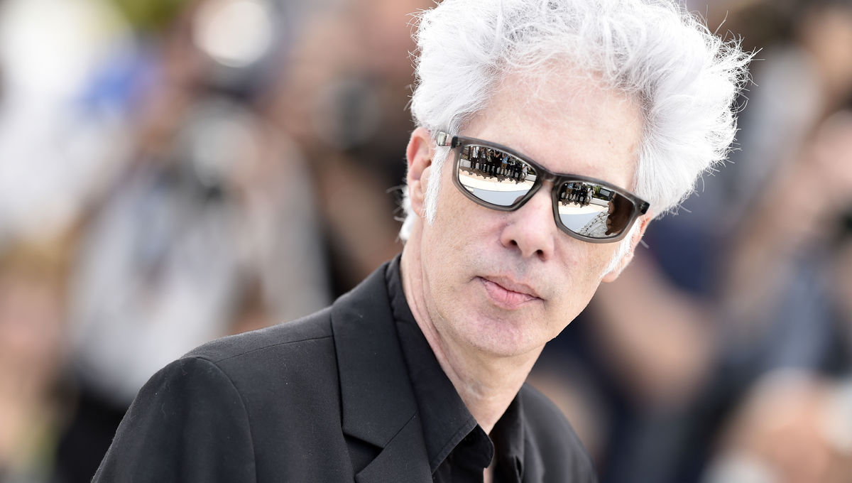 Jim Jarmusch Cannes Fashionela