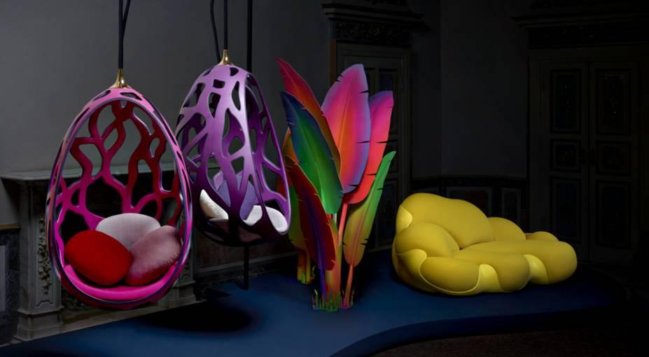 Louis Vuitton Milan Design Week Fashionela