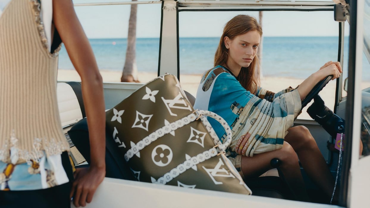 Louis Vuitton Summer 2019 Fashionela