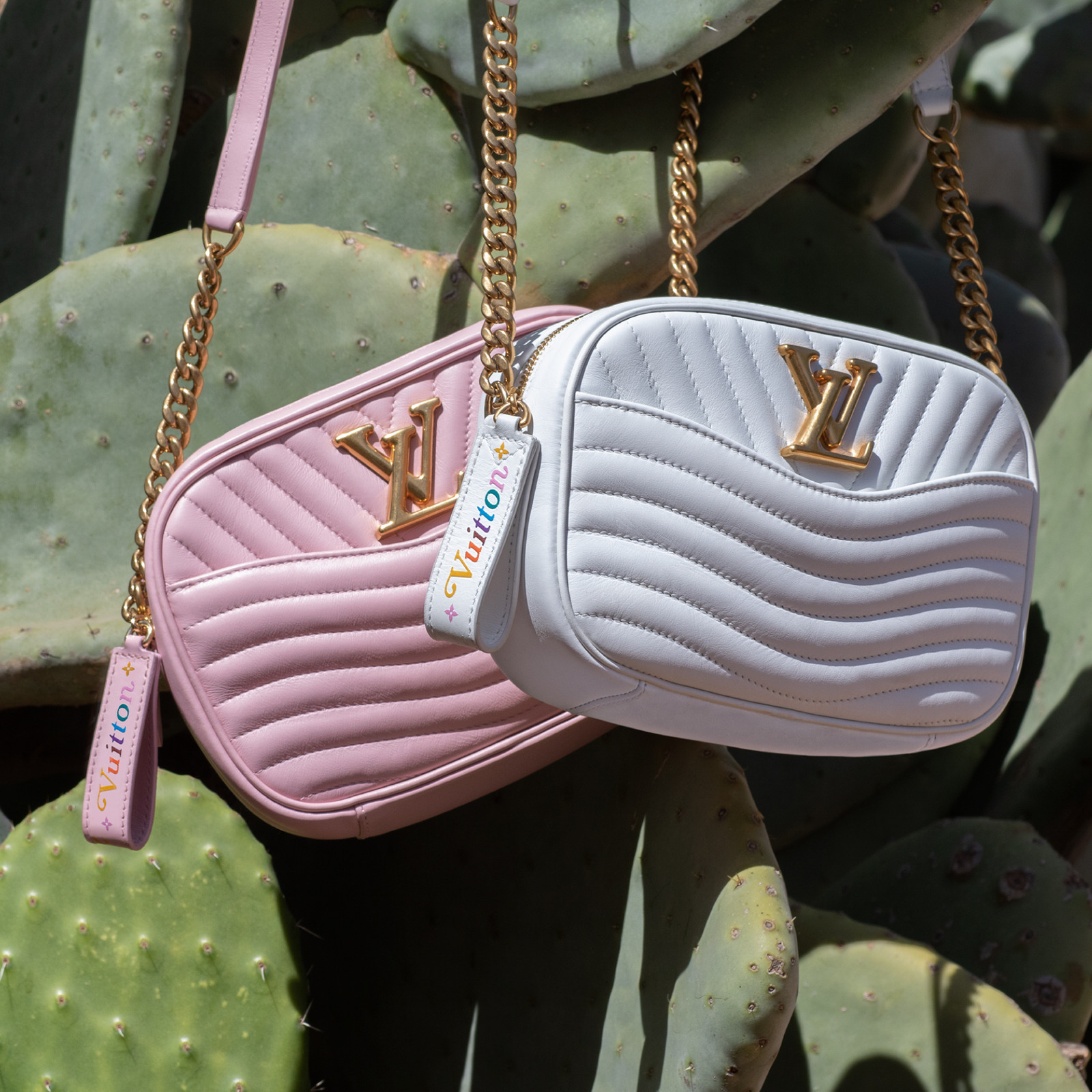 Louis Vuitton New Wave 2019 Fashionela