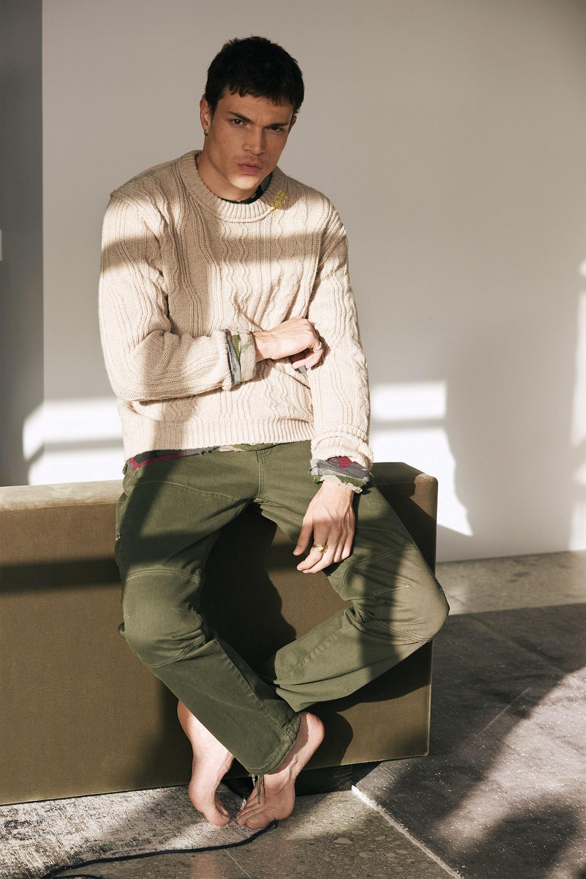 Zadig Voltaire Menswear Fall 2019 Fashionela