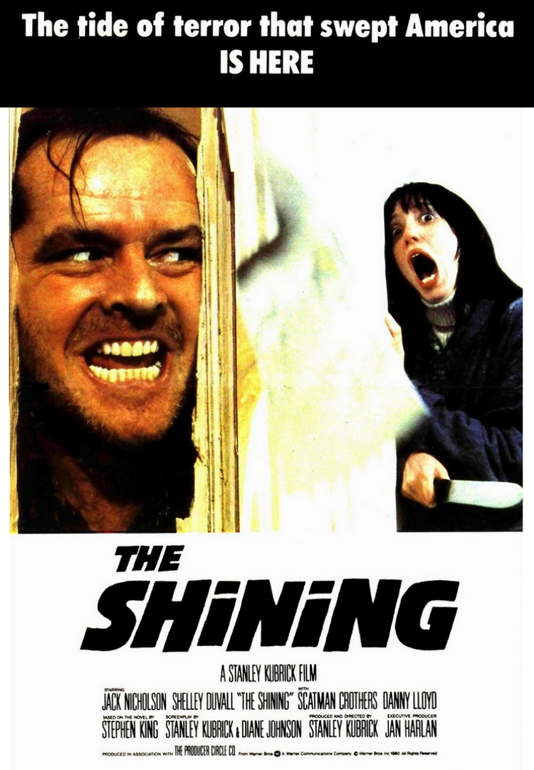 the shining fashionela